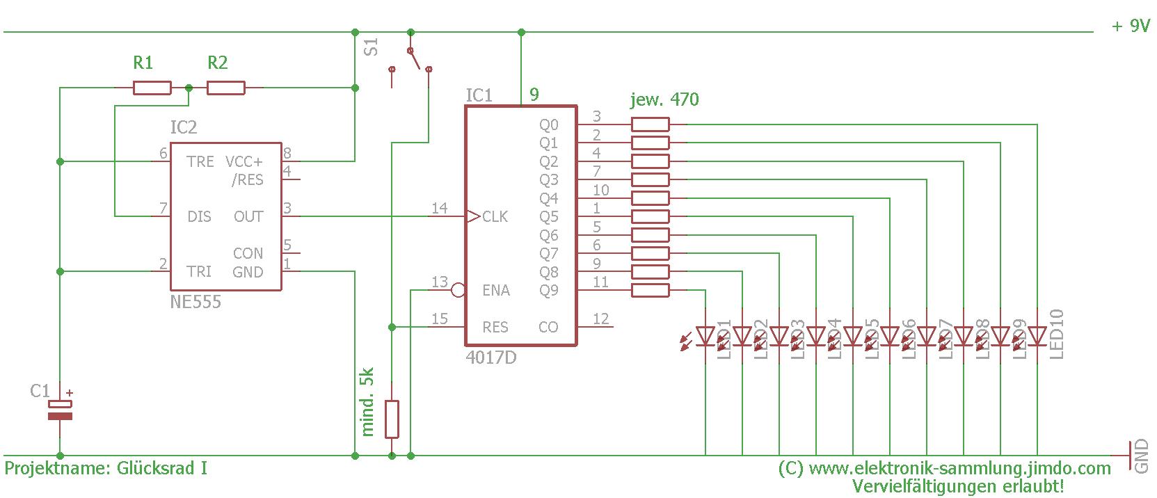 Hinweis: - Elektronik-Sammlung